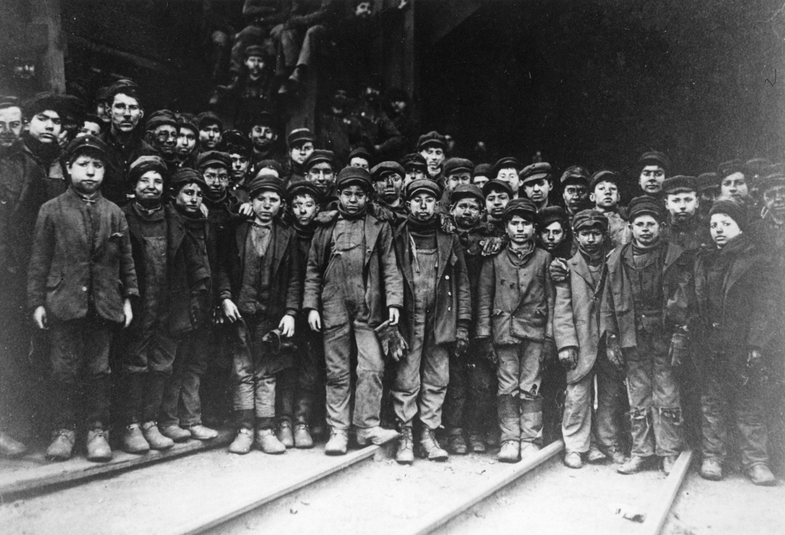 Kinderarbeid, een hardnekkige misstand
