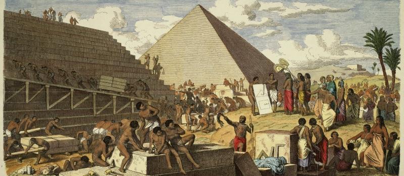 Oud Egyptisch handelssysteem