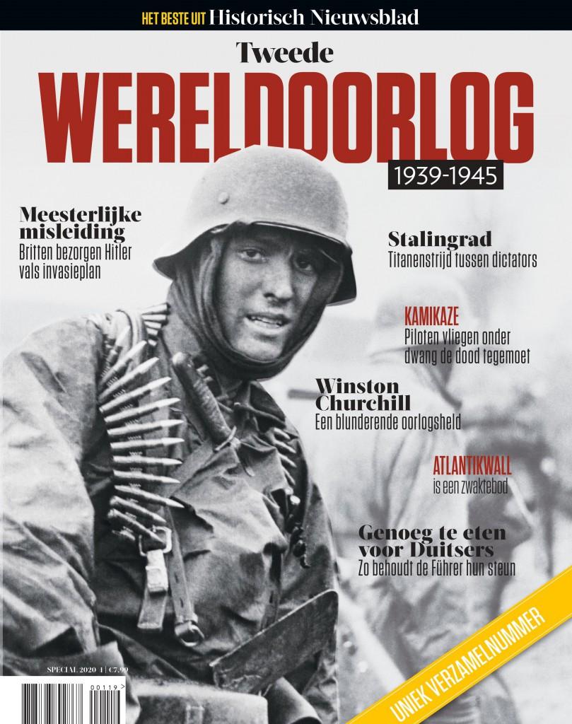 Tweede Wereldoorlog 1939-1945