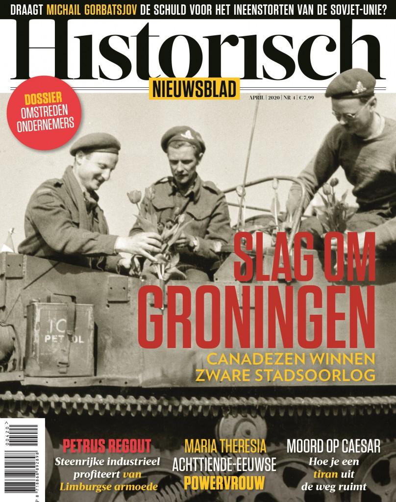 Historisch Nieuwsblad 4 - 2020