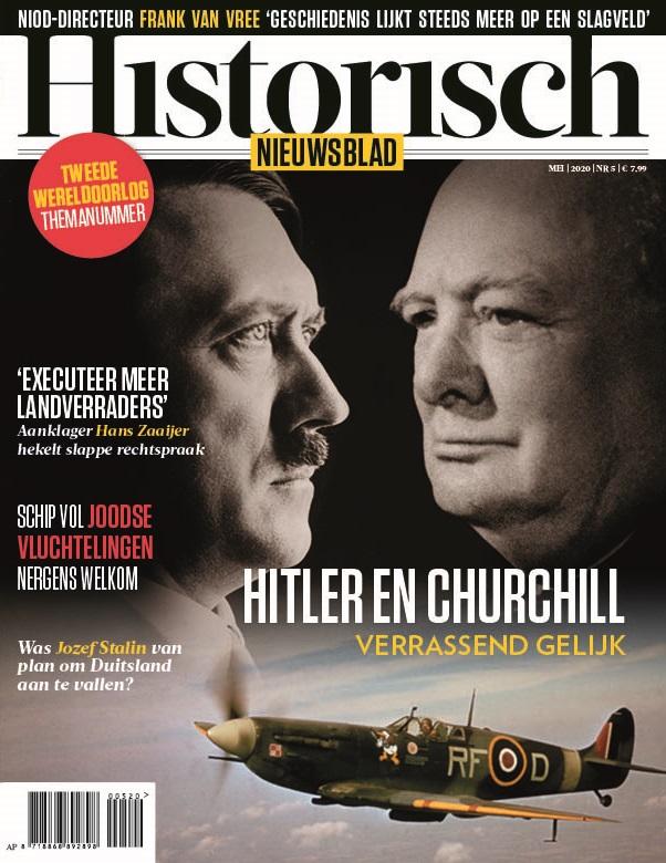 Historisch Nieuwsblad 5 - 2020