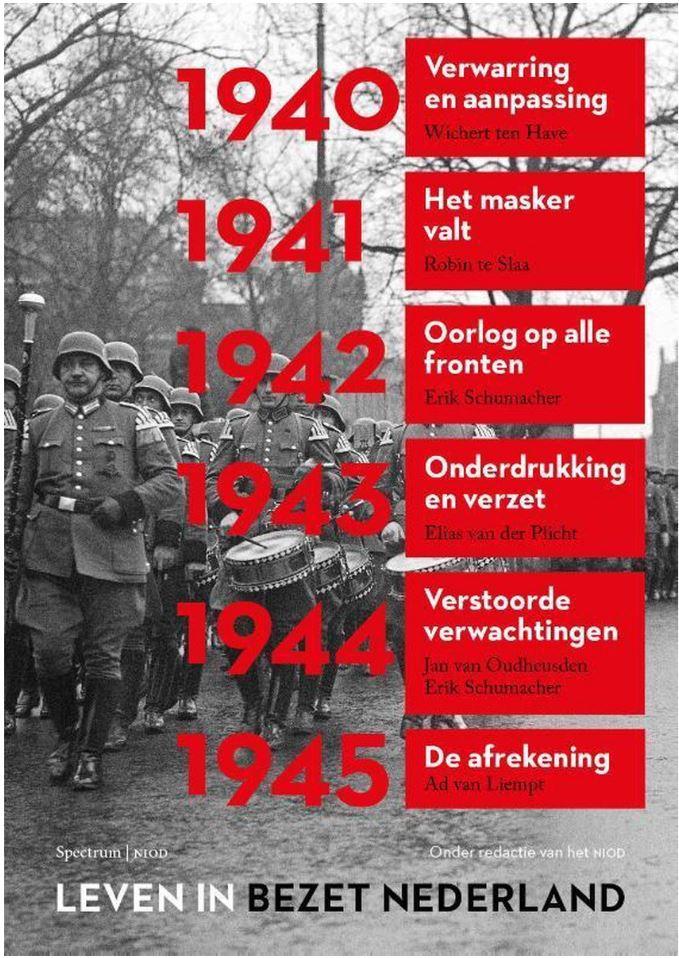 Leven in bezet Nederland (1940-1945)