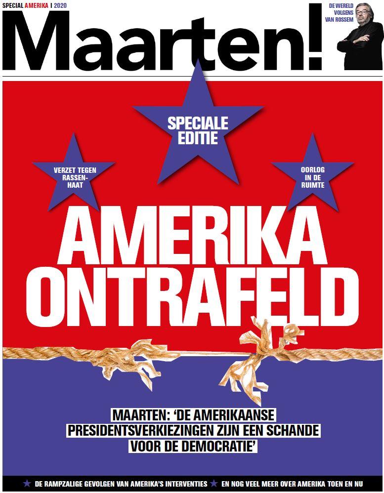 Maarten! Amerika Special