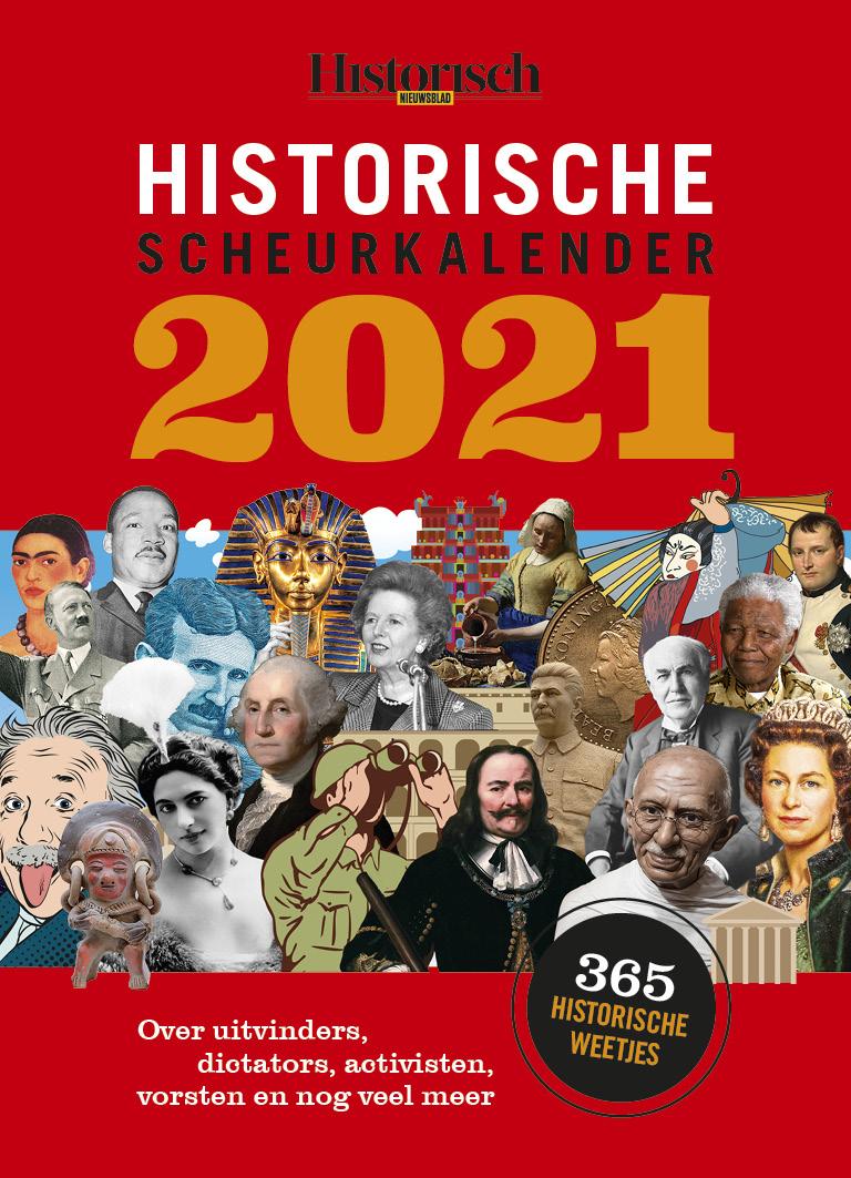 Historische Scheurkalender 2021
