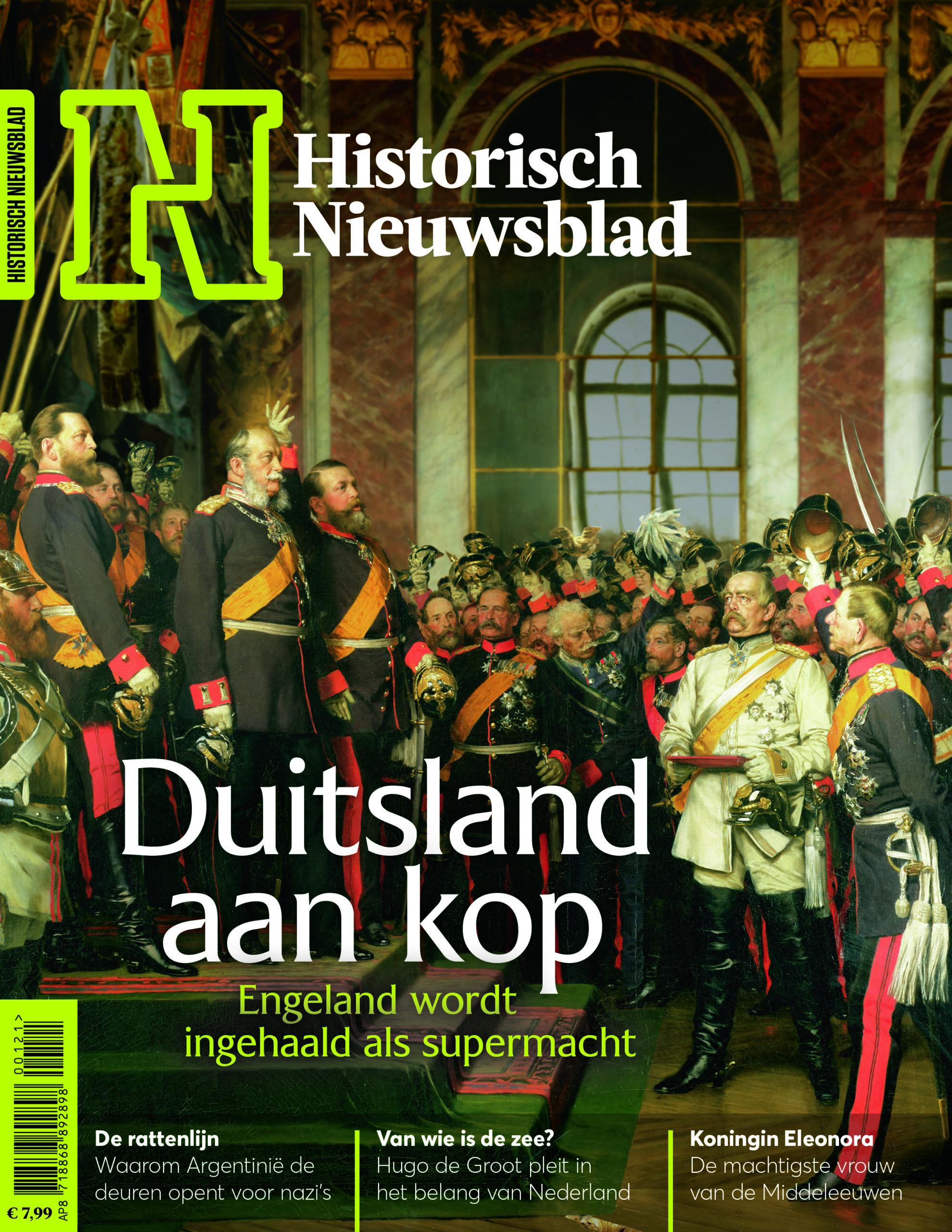 Historisch Nieuwsblad 2021 - 01
