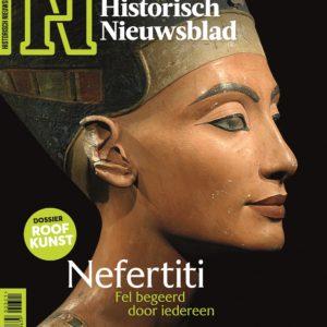 Historisch Nieuwsblad 3 2021 cover
