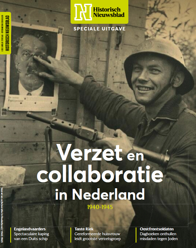 Verzet en collaboratie in Nederland