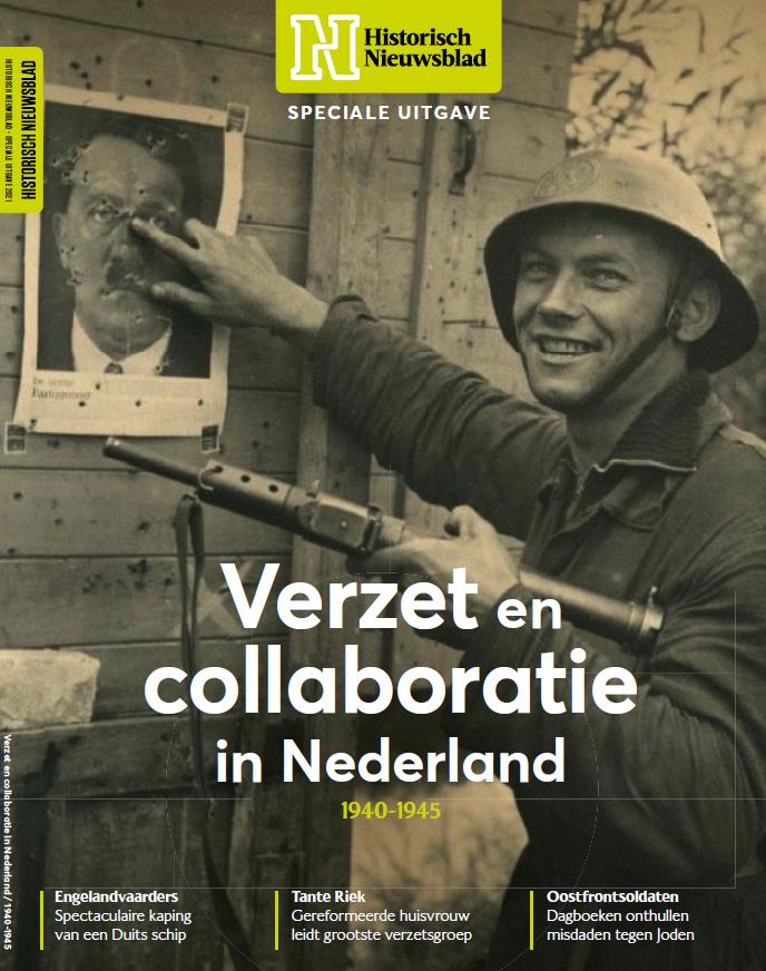 Verzet en collaboratie in Nederland