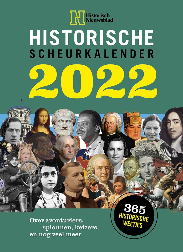 Historische Scheurkalender 2022 – met korting thuisbezorgd omstreeks 10 augustus